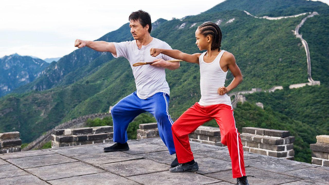 Cartaz do filme Karate Kid (2010) - O Filme