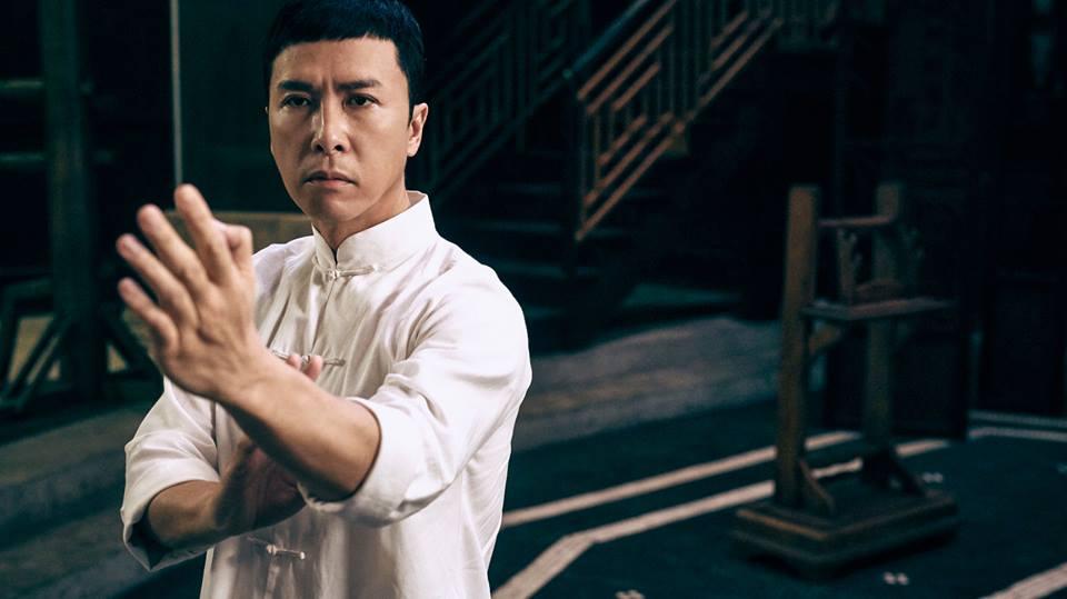 Cartaz do filme O Grande Mestre 3 - O Filme