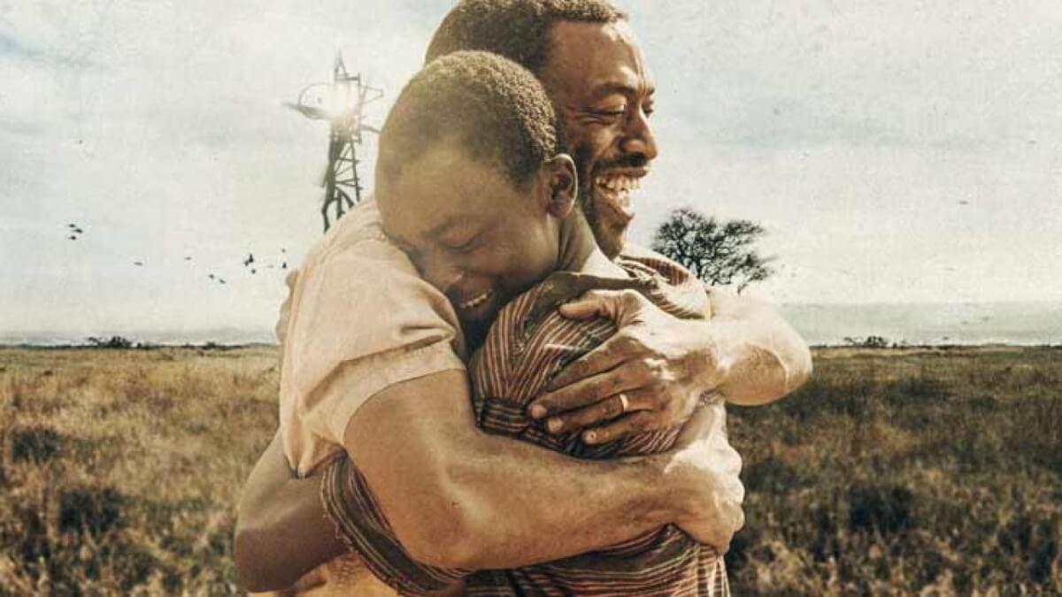 Cartaz do filme O Menino que Descobriu o Vento