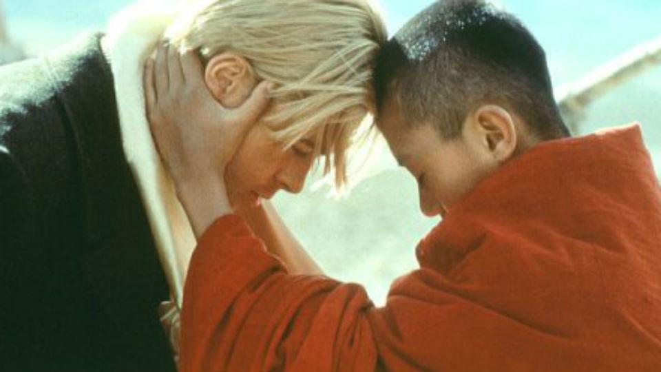 Cartaz do filme Sete Anos no Tibet - O Filme