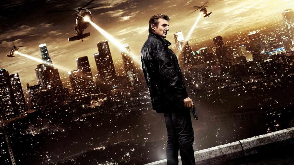 Cartaz do filme Busca Implacável 3 - O Filme