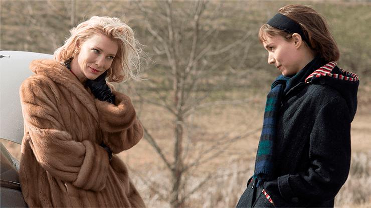 Cartaz do filme Carol - O Filme