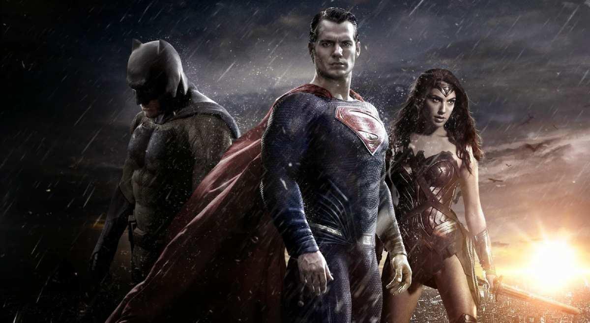Filme Batman Vs Superman A Origem da Justiça