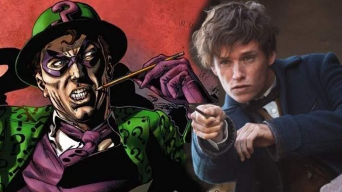 Eddie Redmayne que papel de vilão no filme