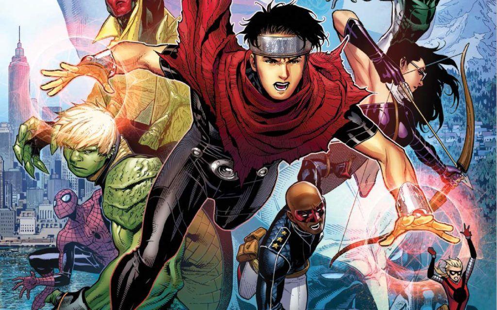 Universo Marvel terá maconha legalizada em Histórias em Quadrinhos