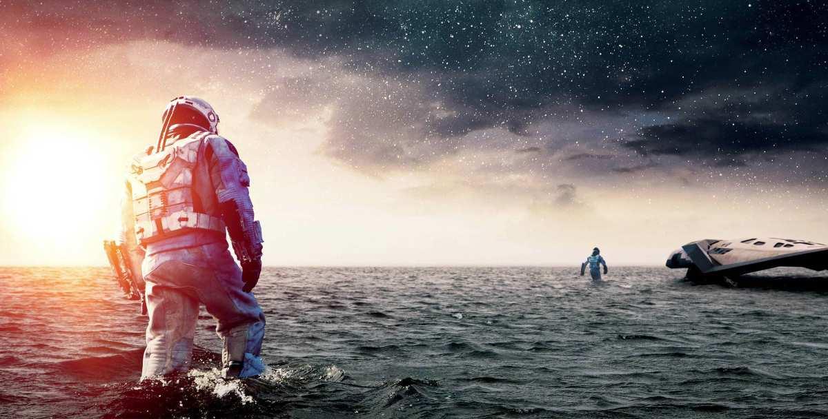 Cartaz do filme Interestelar - O Filme