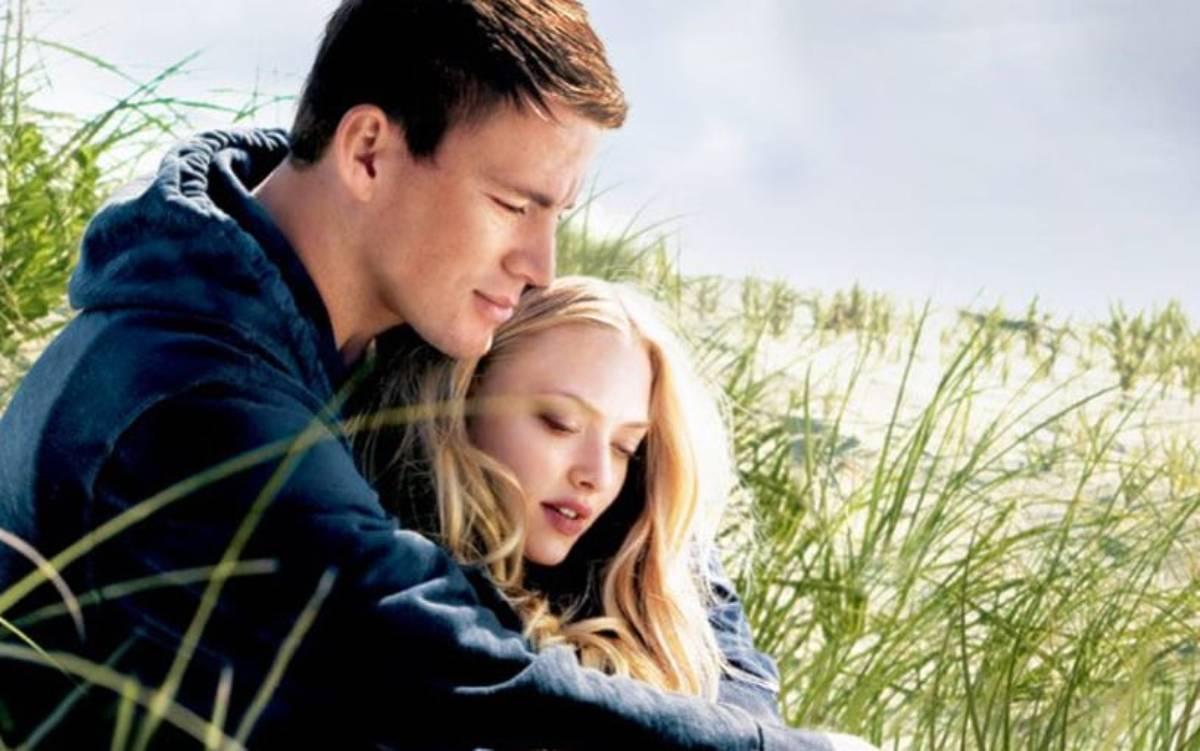 Cartaz do filme Querido John - O Filme