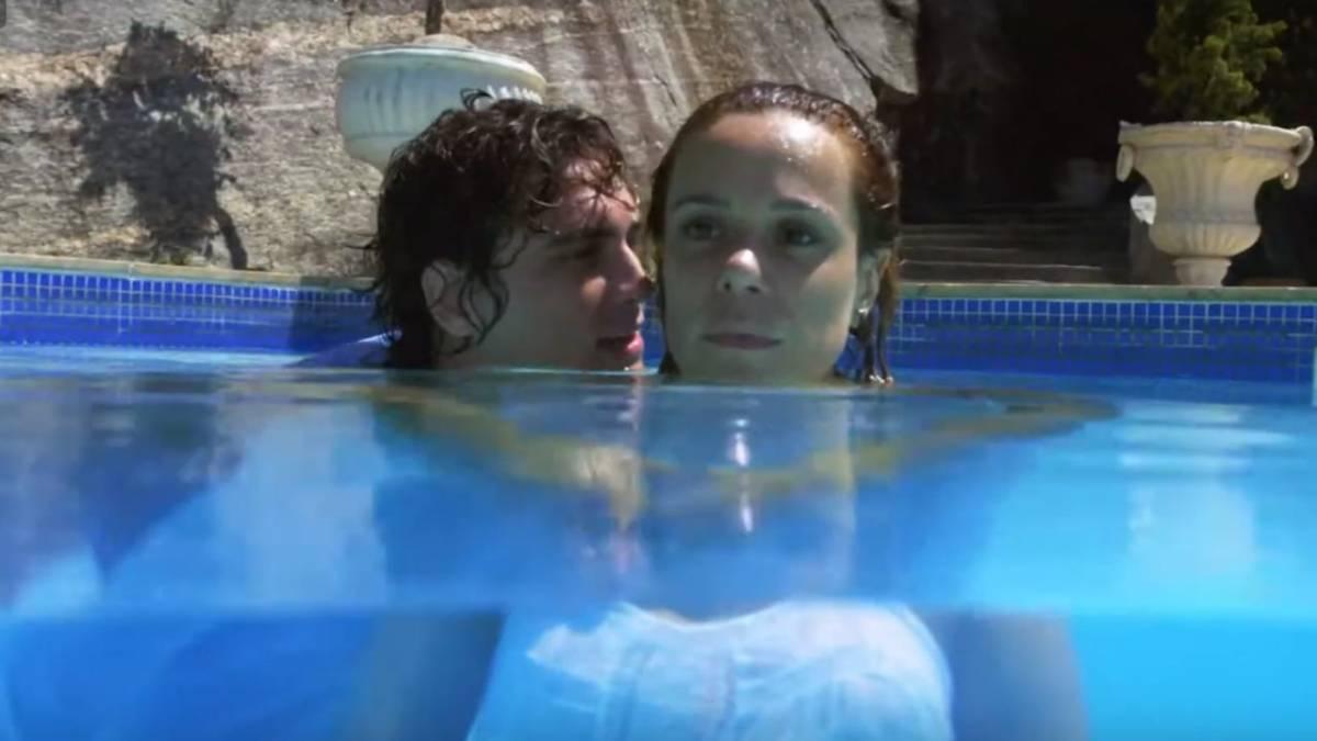 Cartaz do filme Amor Assombrado - O Filme