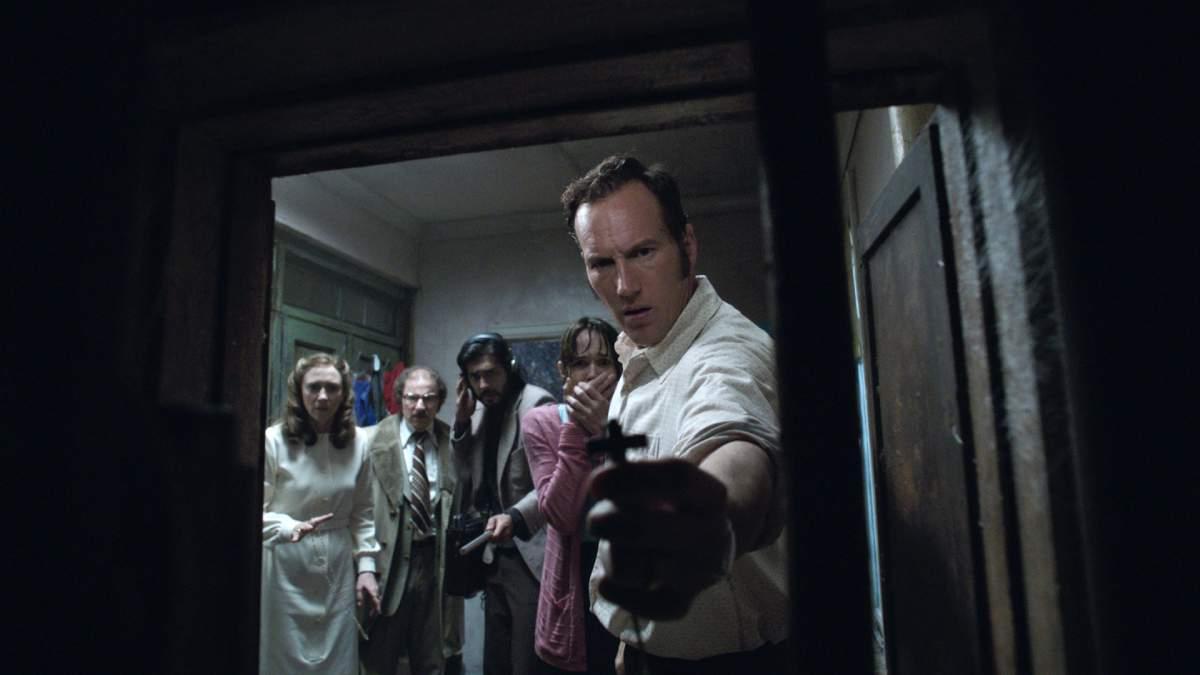Cartaz do filme Invocação do Mal - O Filme