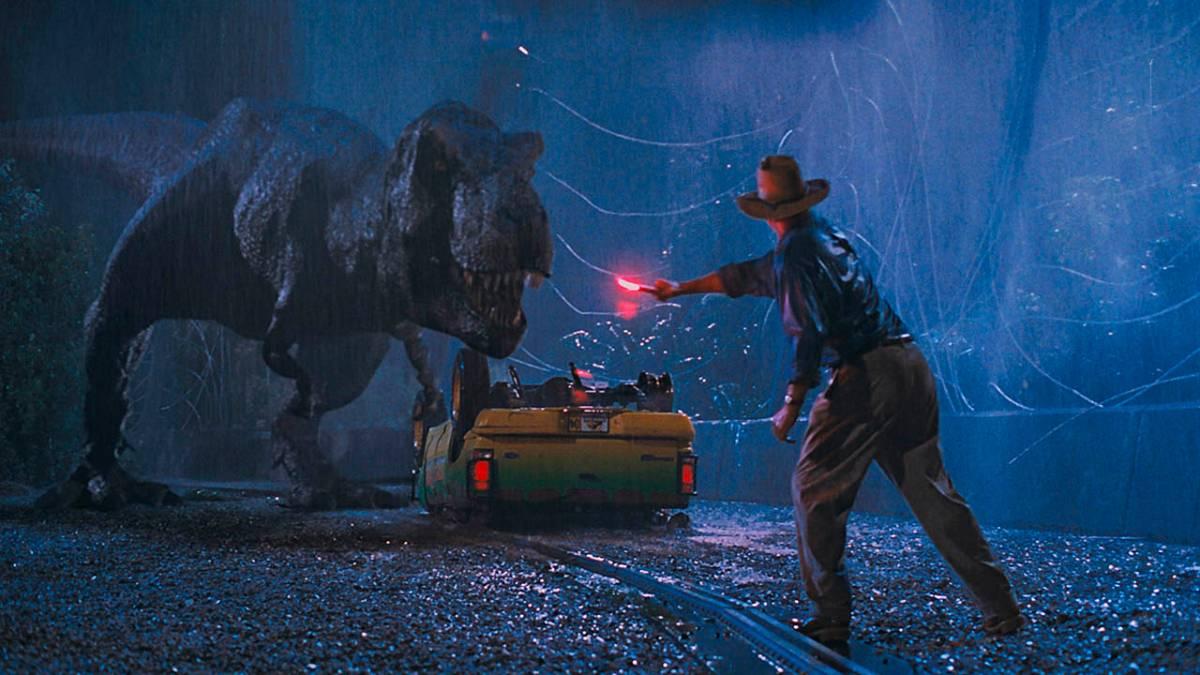 Cartaz do filme Jurassic Park - O Filme
