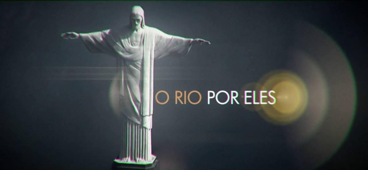 Cartaz do filme O Rio por Eles - O Filme