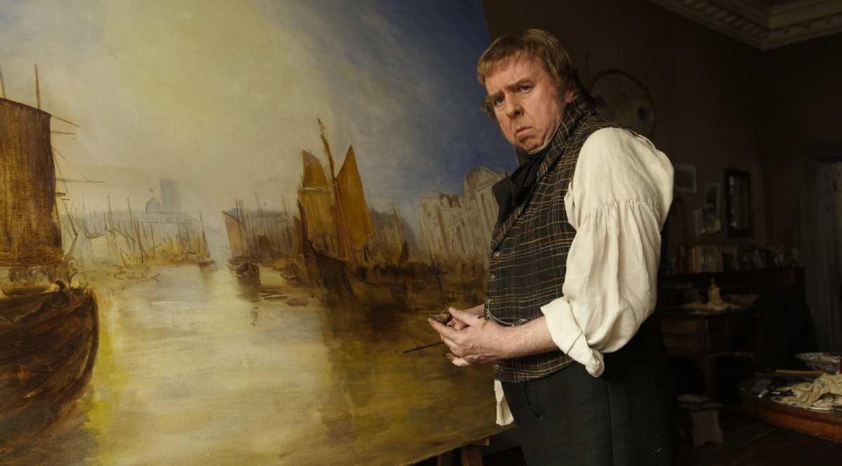 Cartaz do filme Sr. Turner - O Filme