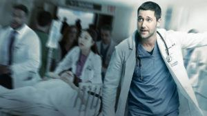 Cartaz do filme Hospital New Amsterdan – Toda Vida Importa - O Filme