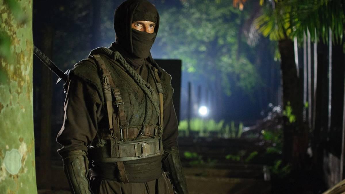 Cartaz do filme Ninja 2: A Vingança - O Filme