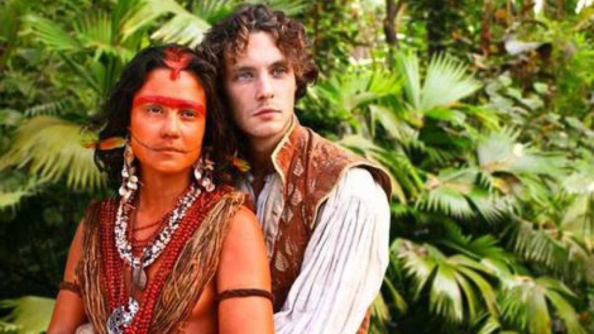 Cartaz do filme Vermelho Brasil - O Filme