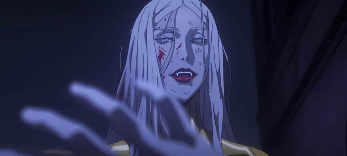 Castelvania | Terceira temporada do anime ganha a primeira imagem